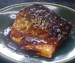 鯖の梅さっぱり煮